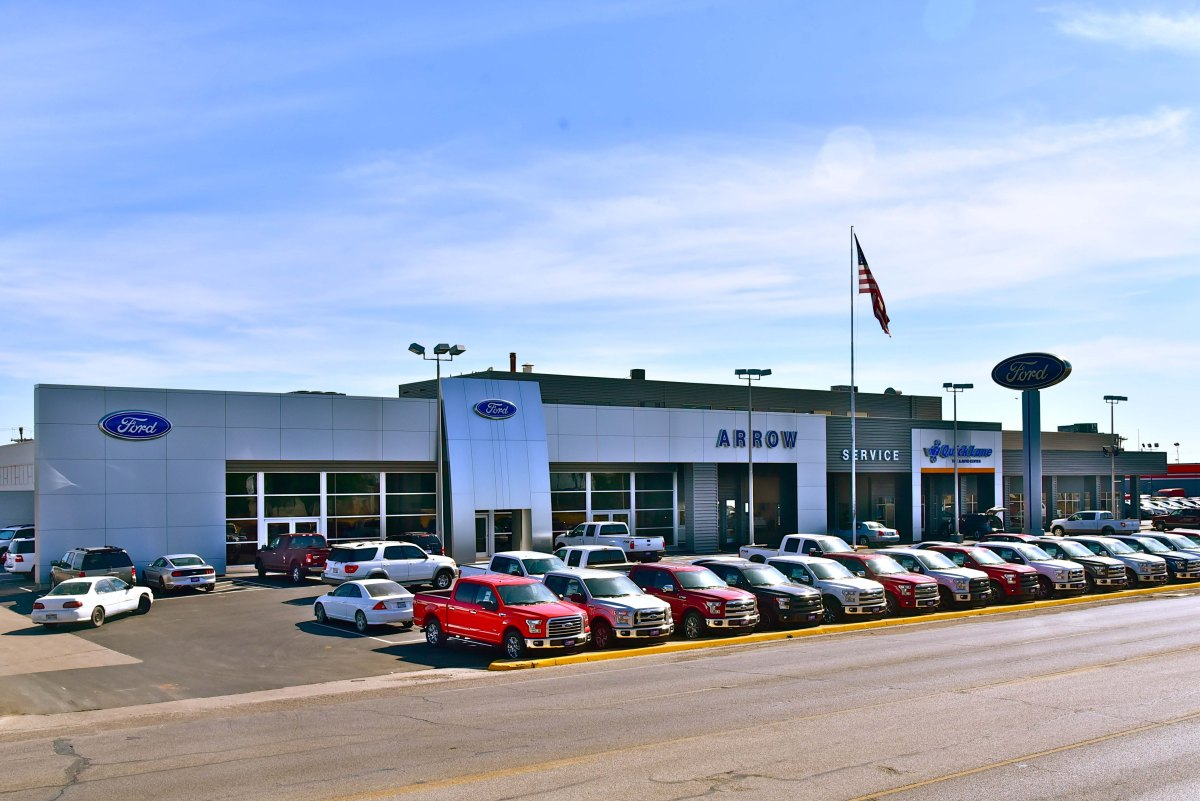 Arrow Ford Abilene >> About Arrow Ford Arrow Ford